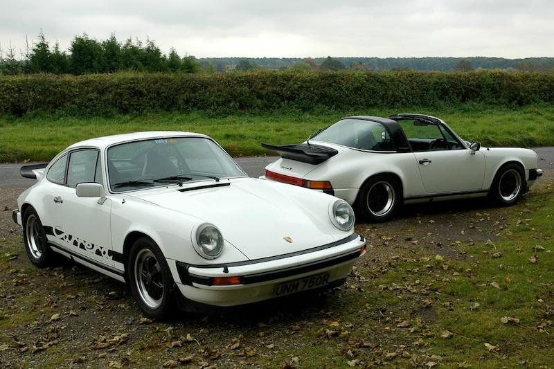 Classic Porsche 911 Coupe Vs Targa Comparison