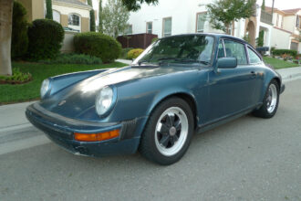 Porsche 911 SC California Ferdinand