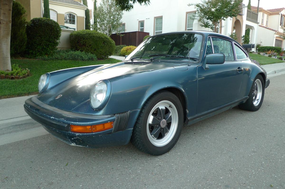 California Porsche 911 Purchase Buying 911 Sc On Craigslist