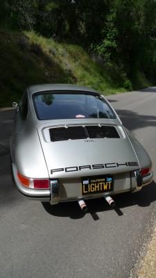 Tilton's R Gruppe Porsche 911 Rear