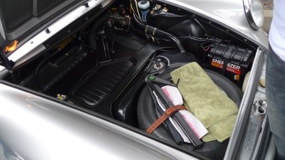 Tilton's R Gruppe Porsche 911 front