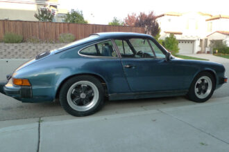 Classic Porsche San Francisco