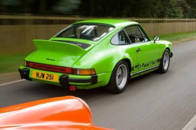 Orange Porsche 911 World feature 9