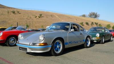 Porsche 911 Carrera RS replica