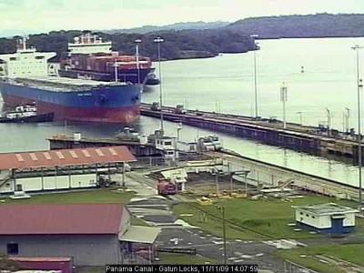 Shipping Panama Canal 1
