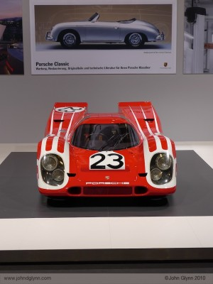 Porsche 917 at Essen