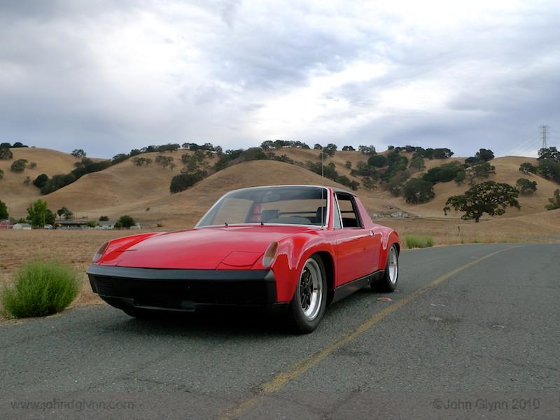 Porsche 914 V8 Engine Transplant Feature - Ferdinand