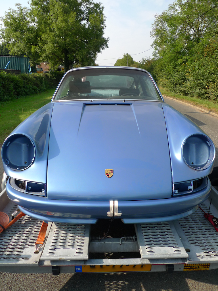 My Porsche 911T Project For Sale (Sold) - Ferdinand