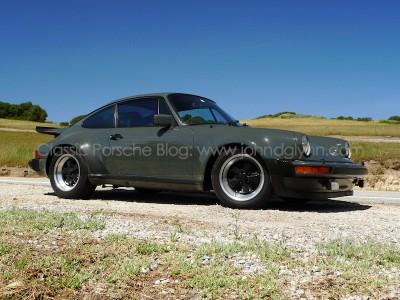 Steve McQueen porsche 911 turbo