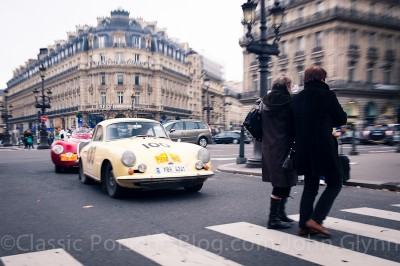 porsche peking paris rally
