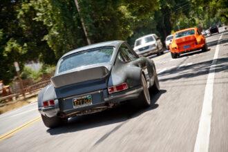 WEVO PVX Porsche 912 with GT3 Cup Engine