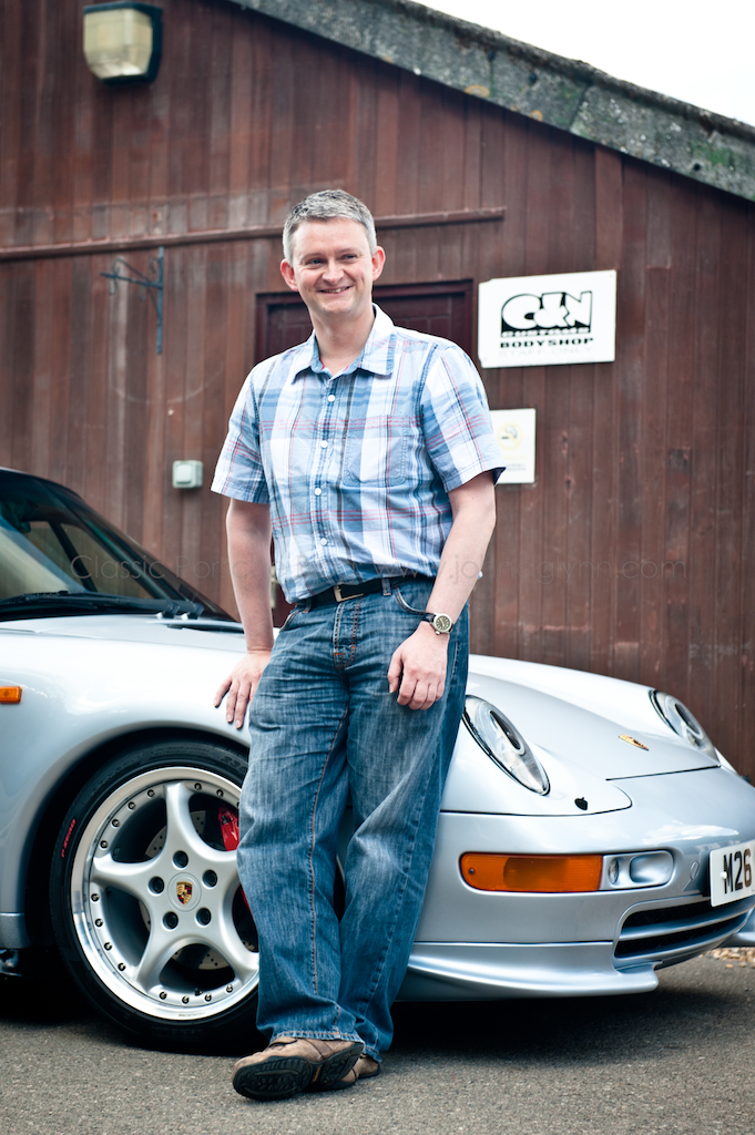 Porsche Owner Features You And Yours Ferdinand