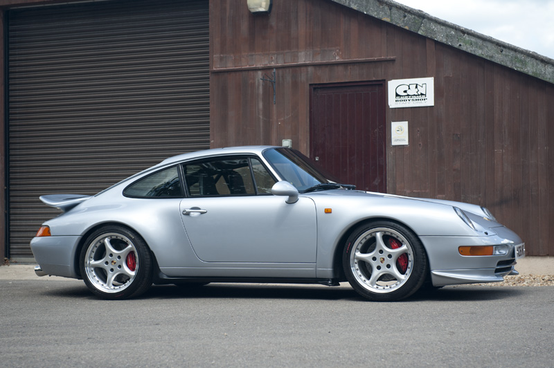 Feature Porsche 993 With Rs Bits And Cup Engine For Sale Ferdinand