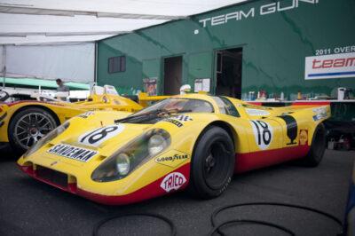 Porsche Rennsport Festival Australia 917 Gunnar