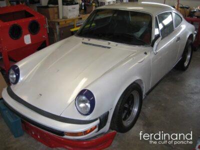 Porsche 912E Ferdinand Magazine Project 1