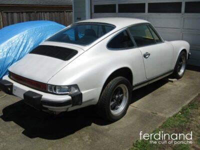 Porsche 912E Ferdinand Magazine Project 5