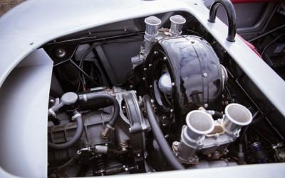 1959 Porsche 718 RSK 5