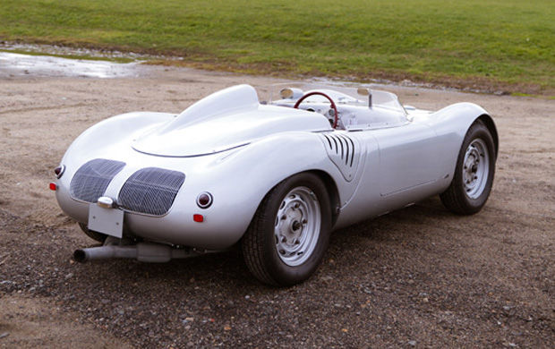 Gooding Record Auction Price Porsche 718 Rsk Spyder Ferdinand