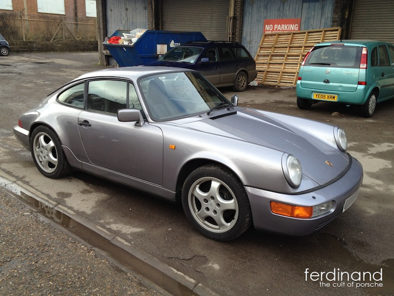 Porsche 911 Purchase Inspection UK - Ferdinand