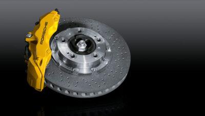 Porsche Ceramic Brakes