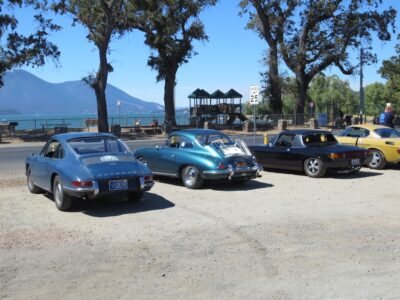 WEVO Porsche 912 California Melee