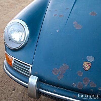 WEVO Porsche 912 beach JG