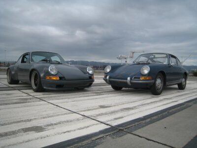 WEVO Porsche 912 with GT3 Cup