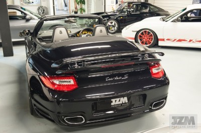 JZM Porsche 997 Turbo S Cabriolet for sale 12