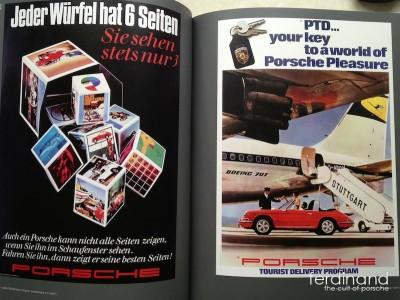Porsche Die Werbung book Dieter Landenberger 1