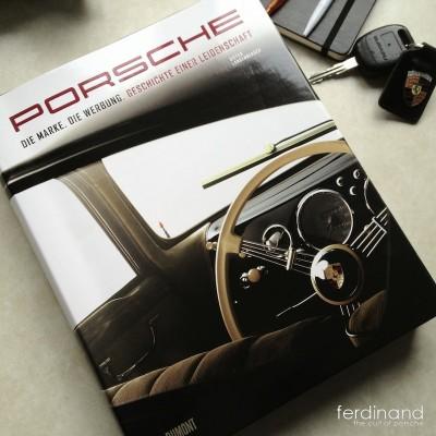 Porsche Die Werbung book Dieter Landenberger