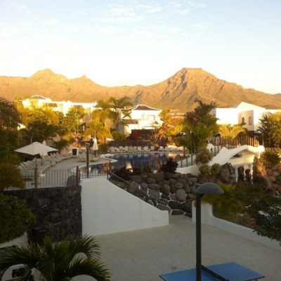 Tenerife Porsche training camp