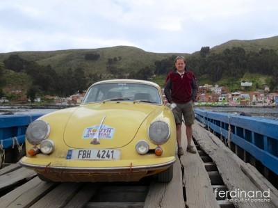 WEVO Porsche 356 South America 3