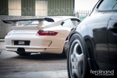 Porsche 991 997 GT3 RS manual PDK 2