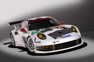 Porsche 991 GT3 RSR 1