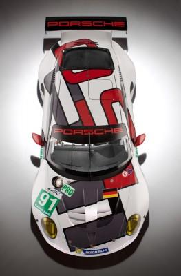 Porsche 991 GT3 RSR 9