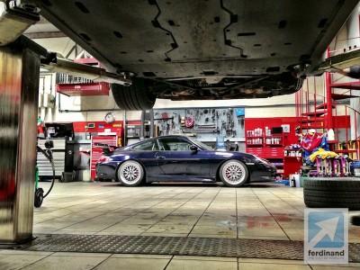 Ferdinand JZM Manthey Porsche Transmission Upgrade 1