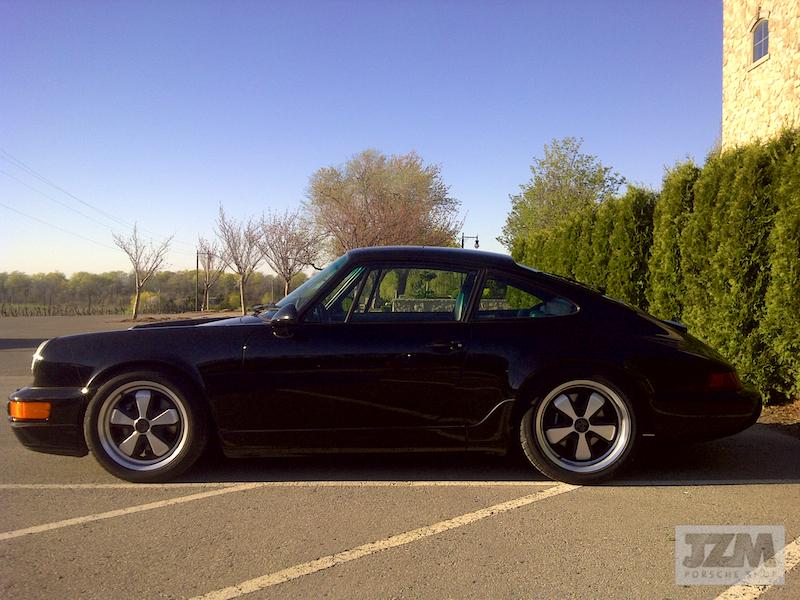Porsche Classic 911 Fuchs Wheels
