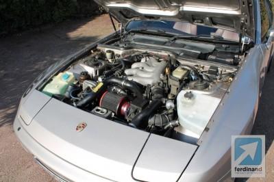 Porsche 944 Turbo S Silver Rose Ferdinand 9