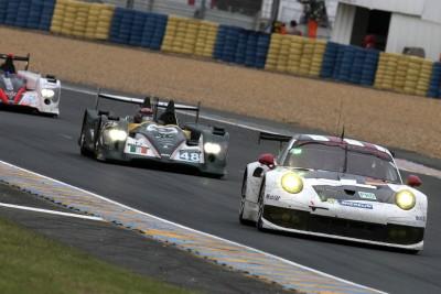 Porsche 991 RSR Le Mans 2013 Ferdinand 13