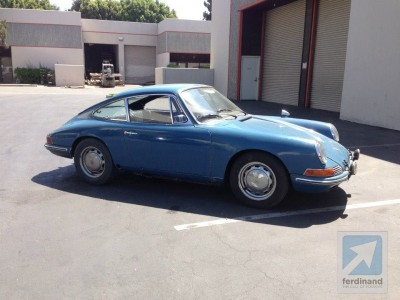 Classic Porsche 911 daily driver Kundensport California 5