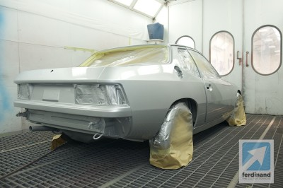 Ferdinand Porsche 924 Turbo Racing Restoration UK (16)