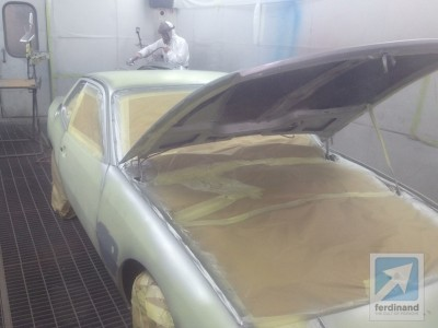 Ferdinand Porsche 924 Turbo Racing Restoration UK (7)