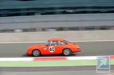 Ferdinand Silverstone Classic Porsche 1