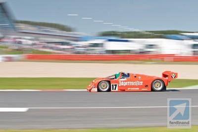 Ferdinand Silverstone Classic Porsche 2