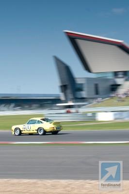 Silverstone Classic Porsche 911 Racing 1