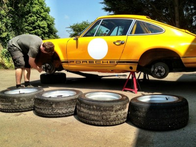 Tuthill 911 News Safari Test Workshop Preparations 7