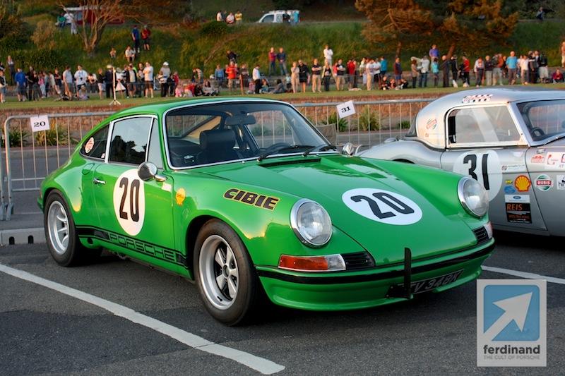 Channel Islands Porsche 911 St Hillclimb Ferdinand