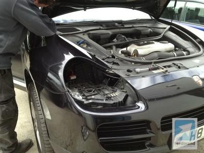 Ferdinand Magazine Porsche Cayenne owning 1