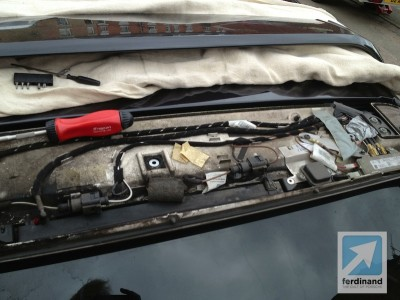 Ferdinand Porsche Cayenne maintenance 14