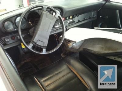 Ferdinand Porsche Mag project 912 911 backdate ST 2